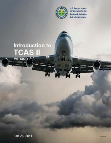 TCAS II V7.1 Intro booklet