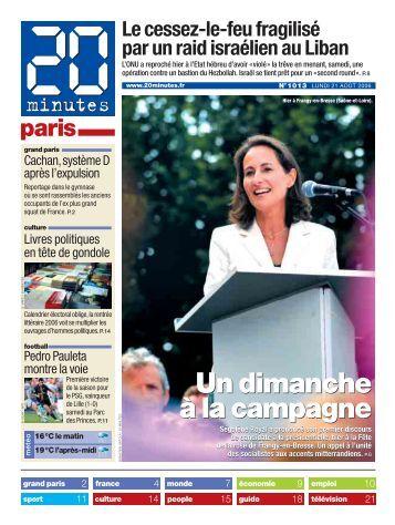paris - Index of