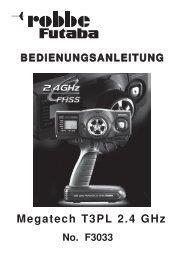 Anleitung (6.1 MB) - MHM-Modellbau