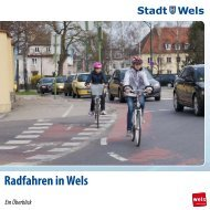 Radfahren in Wels - Stadt Wels