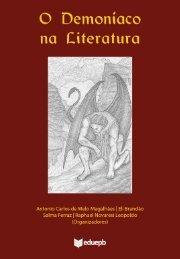 O Demoníaco na Literatura - UEPB
