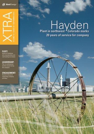 September 2012-Volume 13-Issue 12 - Xcel Energy