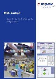 MES-Cockpit - MPDV Mikrolab GmbH