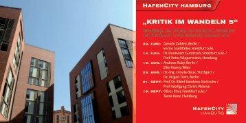 """KritiK im Wandeln 5"" - HafenCity"