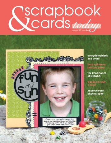 download part one - Scrapbook & Cards Today