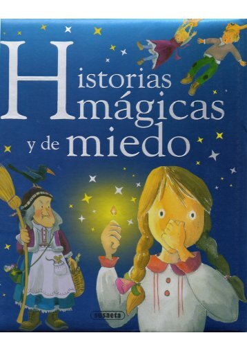 Historias mágicas y de miedo - Historias manga