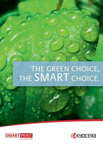 SmartPrint Brochure - KYOCERA Document Solutions