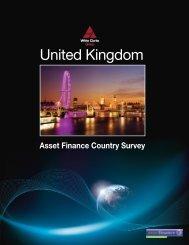 Asset finance - White Clarke Group
