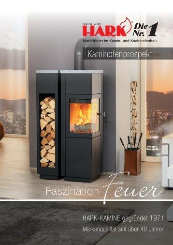 Hark Kaminofenprospekt www.meineKamine24.de
