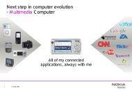 Next step in computer evolution - Multimedia Computer
