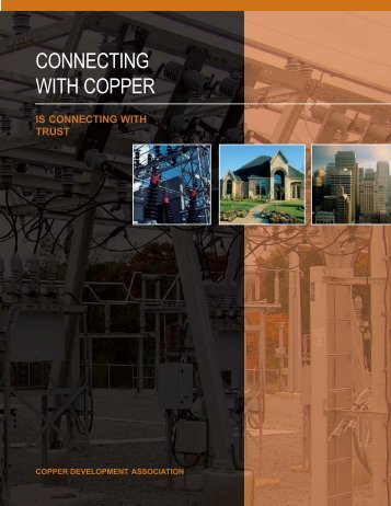 Connect with Copper-A6123.indd - Copper Development Association