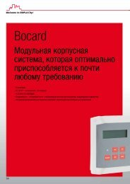 Bocard - Bopla
