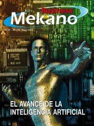 El avancE dE la intEligEncia artificial - Mekano