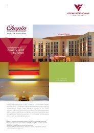 Factsheet download (pdf) - Vienna International Hotels & Resorts