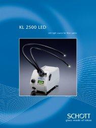 Schott KL2500 LED - BRSL