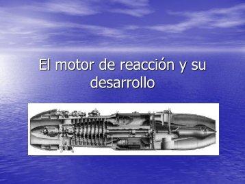 El motor a reacción y su historia