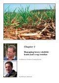 Managing Stubble - Grains Research & Development Corporation - Page 3