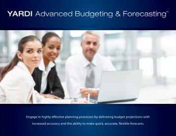 Product Brochure - Yardi Systems UK
