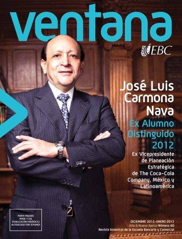 José Luis Carmona Nava - Ediciones Universitarias