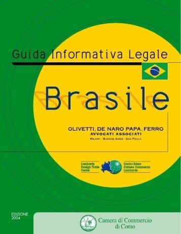 Brasile - Camera di Commercio