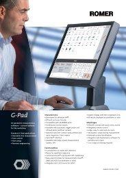 Romer G-Pad_en int 02.07.indd - QControl