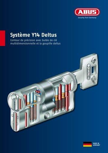 Système Y14 Deltus - ABUS