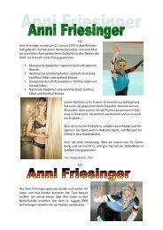 1/2 Anni Friesinger wurde am 11. Januar 1977 in Bad Reichen‐ hall ...