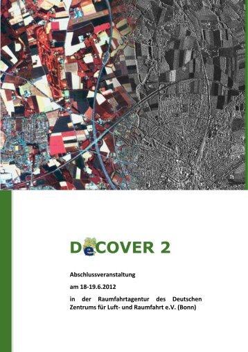 und Raumfahrt eV (Bonn) - DeCOVER