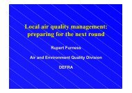 Local air quality management: preparing for the next round ... - IAPSC
