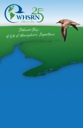 Read/download the event program - Western Hemisphere Shorebird ...