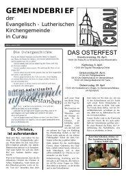 April - Mai 2007 - Sehlendorf.de