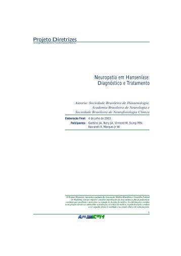 Diagnóstico e Tratamento - Projeto Diretrizes