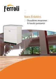 39830560-New Ferroli-Optimax 31 C Plaque retour Collecteur