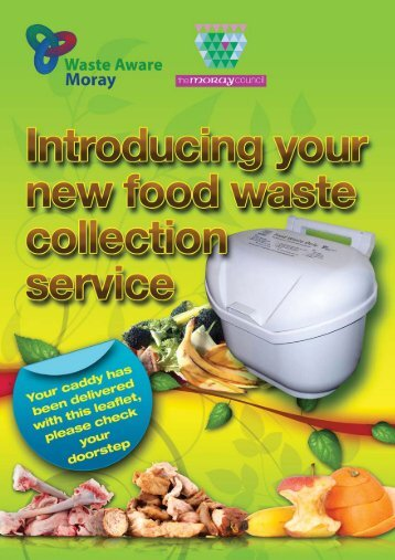 Food Waste Collection Service - The Moray Council
