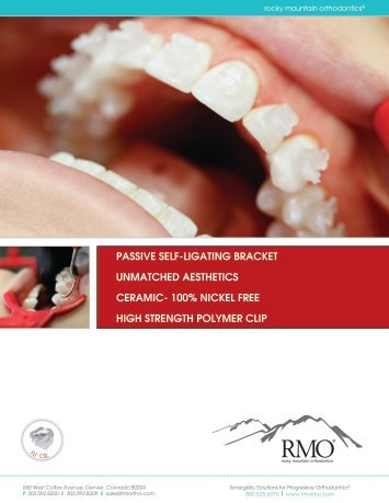 Advertisement - Rocky Mountain Orthodontics