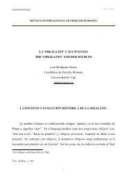 Imprimir - revista internacional de derecho romano-index