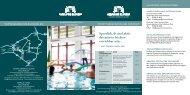 Sportlich, fit und aktiv – das müsste leichter erreichbar ... - Moritz Klinik