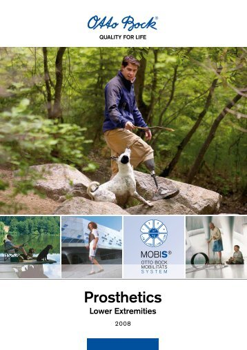 Prosthetics Lower Extremities - Kinetech Medical