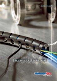 Helawrap HWPP ja HWPA-V0 - Hellermanntyton
