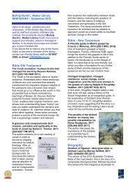 New Book Newsletter - Broken Bay Institute