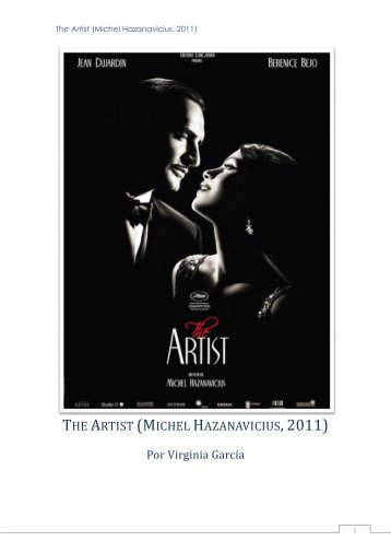 THE ARTIST (MICHEL HAZANAVICIUS, 2011) - CineHistoria
