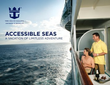 Accessible Seas Brochure - Royal Caribbean International