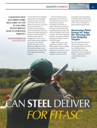 CANSTEELDELIVER - Clay Shooting USA