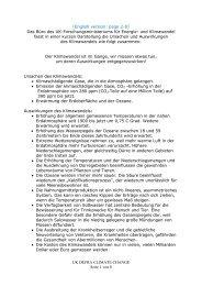 UK DEFRA CLIMATE CHANGE Seite 1 von 8 [English version: page ...
