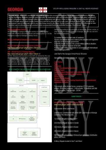 Download PDF Option - Eye Spy Intelligence Magazine