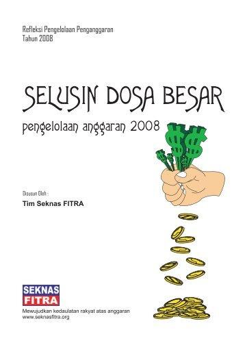 catatan akhir tahun 2008
