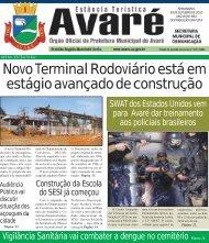 Novo Terminal Rodoviário está em estágio avançado de construção