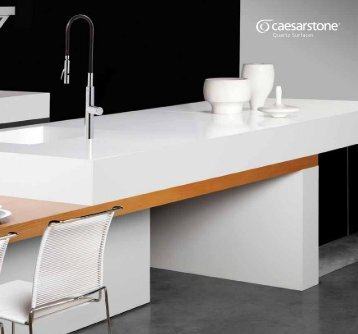 The Original Quartz Surface - Caesarstone