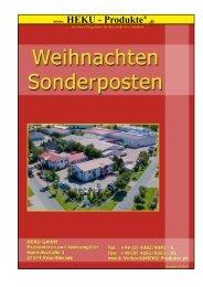 3 - HEKU GmbH Papierwaren und Konsumgüter