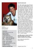 Heft 1/2010 - bei Hunde-logisch.de - Page 3
